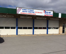 King Street Auto Centre Kingston, ON